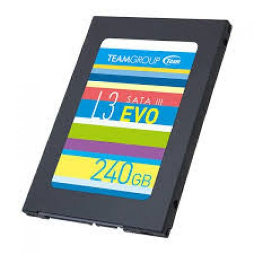 """Ổ CỨNG SSD Team L3 LITE EVO 2.5"""" 240GB - Hàng Chính Hãng"""