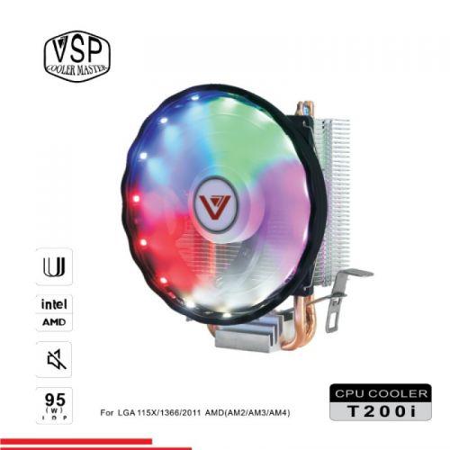Fan CPU VSP Cooler Master T200i