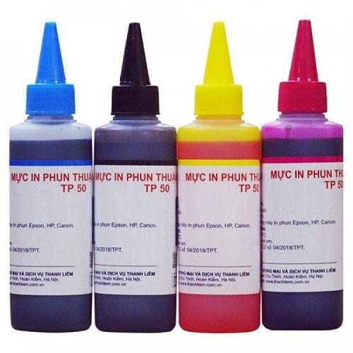 Mực màu nước 100ml HP/Canon/Epson