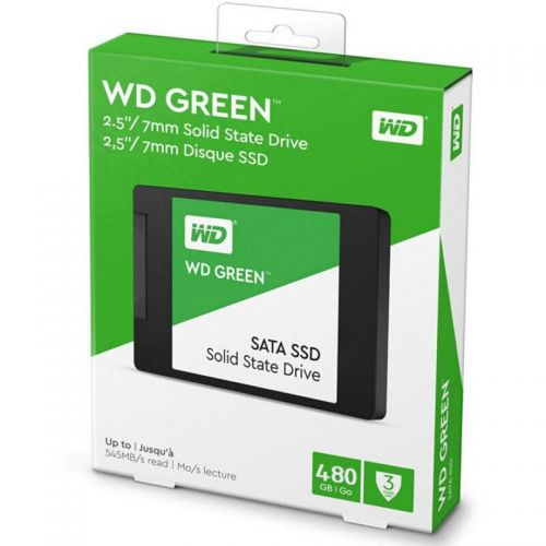Ổ cứng SSD 2.5 inch SATA WD Green 480GB
