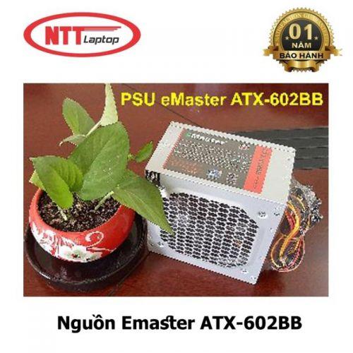 Bộ Nguồn eMaster Model ATX-602