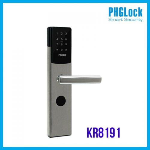 Khóa thông minh cho căn hộ chung cư PHGLOCK KR8191