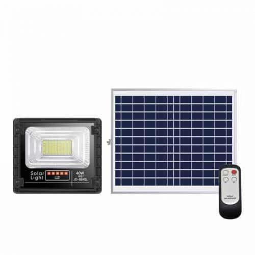Đèn năng lượng mặt trời JINDIAN JD-8840L (40w)