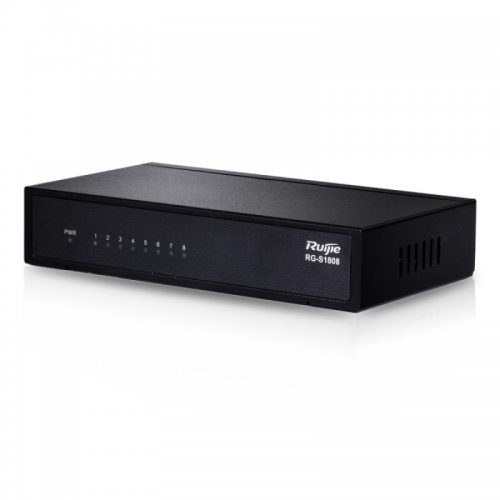 Switch Reyee RG-S1808 - Unmanaged switch 8 cổng