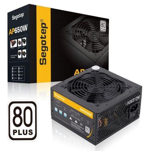 Nguồn SEGOTEP SG-750AE (AP650W-80PLUS)