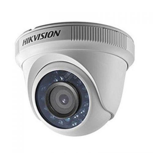CAMERA HD-TVI DOME 2MP hồng ngoại 2.0 Megapixel HIKVISION DS-2CE56D0T-IR ( Sắt )