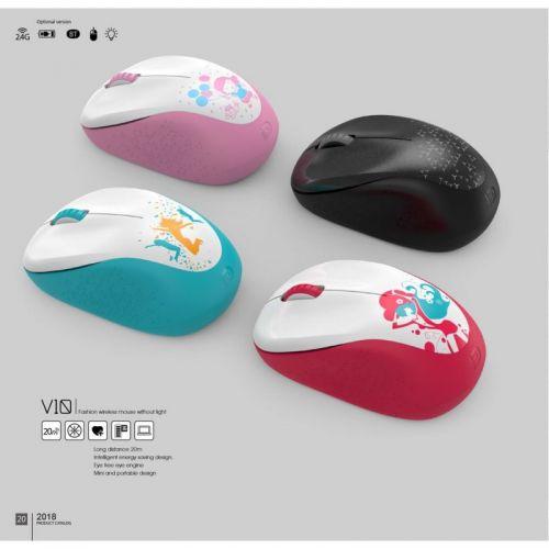 Chuột không dây FD V10 ( Mouse Wireless FD - V10 ) – Hàng Chính Hãng