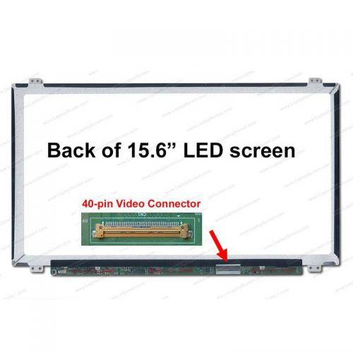 Màn hình Laptop 15.6 Led Slim 40 pin