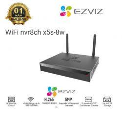 ĐẦU GHI HÌNH IP Wifi 8 KÊNH EZVIZ CS-X5S-8W