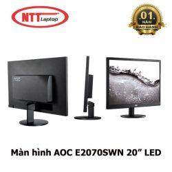 Màn hình AOC E2070SWN 20Inch LED