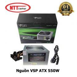 Nguồn VSP 550W Full Box - Kèm Dây Nguồn - Hàng Chính Hãng