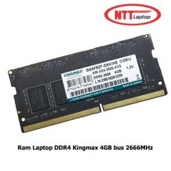 Ram Laptop DDR4 Kingmax 4GB bus 2666MHz