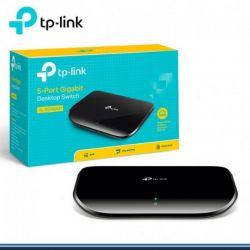 Switch Gigabit De 5 Puertos 10/100/1000 Tp-link Tl-sg1005d