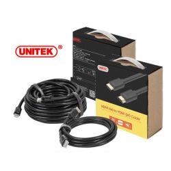Cáp HDMI Unitek dài 30m chính hãng