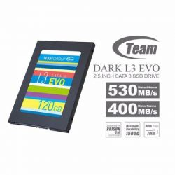 Ổ cứng SSD Team L3 EVO 120GB Sata 3