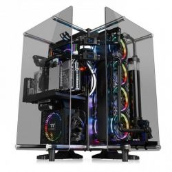 Case Thermaltake Core P90 TG/Black/Wall Mount/SGCC