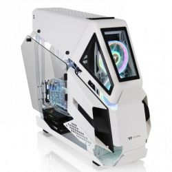 Case Thermaltake AH T600 Snow/White/Win/SPCC/5mm Tempered Glass*2