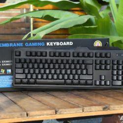Bàn phím Game E-Dra EKM075 Pro, bàn phím giả cơ
