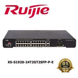 Thiết bị chuyển mạch RUIJIE XS-S1920-24T2GT2SFP-P-E