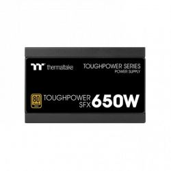 Nguồn Thermaltake Toughpower SFX/0650W/Fully Modular/Non Light/Full Range/Analog/80 Plus Gold/EU/100% JP CAP/All Flat Cables