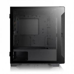 Case Thermaltake S100 TG/Black/Win/SPCC/Tempered Glass*1/120mm Standard Fan*1