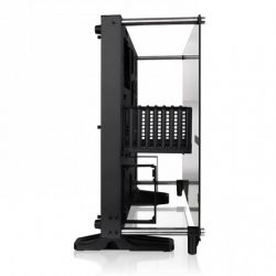 Case Thermaltake Core P5 TG V2 Black/Black/Wall Mount/SGCC