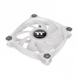 Fan Thermaltake Pure Duo 12 ARGB Sync Radiator Fan 2 Pack/Fan/12025/PWM 500~1500RPM/18 LED/5V addressable/MB SYNC & hardware control/White Fan
