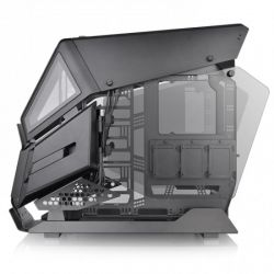 Case Thermaltake AH T600/Black/Win/SPCC/5mm Tempered Glass*2