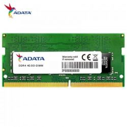 Ram laptop Adata 8GB/4GB DDR4 Adata Bus 2666Mhz