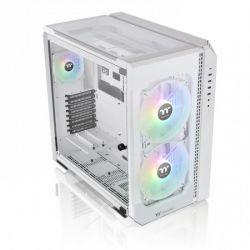 Case Thermaltake View 51 TG Snow ARGB/White/Win/SPCC/Tempered Glass*3/200mm ARGB Fan*2 + 120mm ARGB Fan*1/MB Sync
