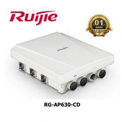 Wifi Ruijie RG-AP630(CD) - Thiết bị WIFI ngoài trời, trong nhà 2 băng tầng 2.4Ghz và 5Ghz, tổng tốc độ truy cập lên tới 1.167Gbps