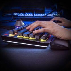 Thermaltake ARGENT K5 RGB Gaming Keyboard Cherry MX Blue