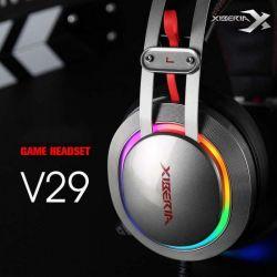 Tai nghe XIBERIA V29RU 7.1 Sound LED lighting