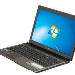 Laptop ACER 5750G Core i5-2430M/4Gb/HDD 500Gb/15.6 inch