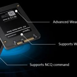Ổ CỨNG SSD APACER AS450 120GB
