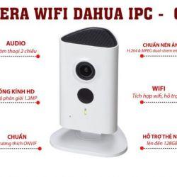 Camera IP Không Dây Dahua IPC-C15
