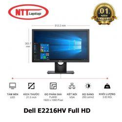 Màn hình LCD 22'' Dell E2216HV Full HD Chính Hãng