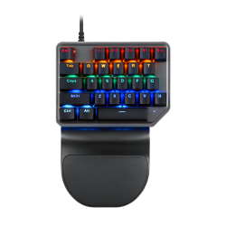 Motospeed K27 One Hand Game Backlight  Mechanical Keyboard