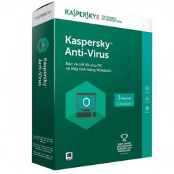 PM Kaspersky Anti Virus 3PC