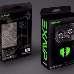 Tai nghe nhét tai chuyên Game EXAVP X5