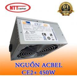 Nguồn Acbel CE2 450W Fan 12+Dây Nguồn