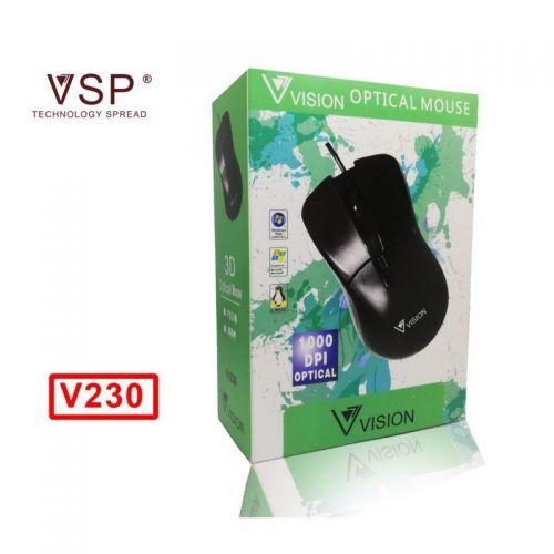 Chuột Dây Vision V230