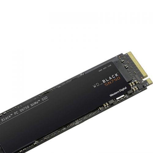 Ổ cứng SSD 250G WD Black SN750 M.2 2280 NVMe PCIe TLC Chính Hãng