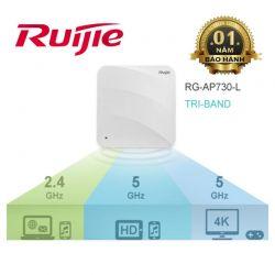 Wifi Ruijie RG-AP730-L - Thiết bị WIFI lắp trong nhà hàng, quán ăn đông người