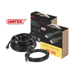 Cáp HDMI 25M Unitek Full HD 1080P