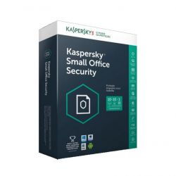 Kaspersky Small Office Security ( 1 Sever + 10 PC)