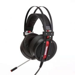 Tai nghe Eaglend F2ENC (Noise Reduction - Black red) GIẢ LẬP 7.1 CAO CẤP