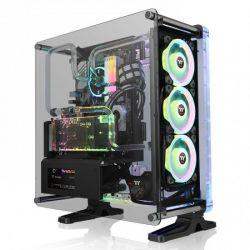 Case Thermaltake DistroCase 350P/Black/Win/SPCC/PMMA/Tempered Glass*1