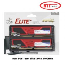 RAM TEAM ELITE PLUS 8GB DDR4 BUSS 2400