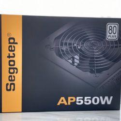 Nguồn SEGOTEP SG-650AE (AP550W-80PLUS)